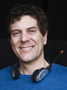 Scott Mitchell Rosenberg, DoN Headshot